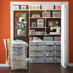 "For More... If you're interested in more storage solutions, consider:  Closet Organization: 9 Pro Tips to End ""Stuffication"" 7 DIY Bathroom Storage Projects 10 DIY Storage Ideas to Help Corral Your Kids' Clutter"