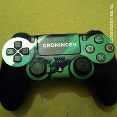 Groningen Premium - PS4 Controller Skins Ps4 Skins, Ps4 Controller, Gaming, Video Games, Games, Game