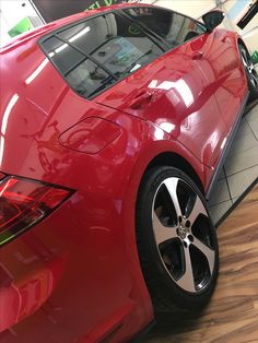 No doubt, the VW GTI is becoming quite popular, and I can see why. Here the window tint came in handy to first off, finish off the flashy look. And secondly to reduce that heat, plus countless more benefits. #WindowTinting