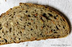 Chléb s ořechy – Vůně chleba Banana Bread, Food, Essen, Meals, Yemek, Eten