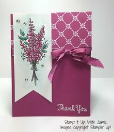 Stampin' Up! Lots of Lavender – Stamp It Up with Jaimie