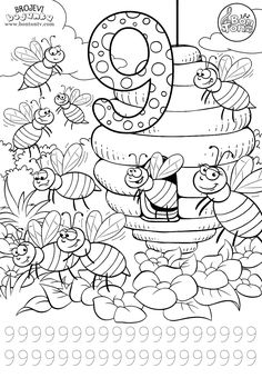 6 Printable Preschool Worksheets Number 9 Number 9 Preschool printables worksheets coloring pages √ Printable Preschool Worksheets Number 9 . Number 9 Preschool Printables Free Worksheets and in Coloring Worksheets For Kindergarten, Preschool Number Worksheets, Preschool Writing, Numbers Preschool, Learning Numbers, Preschool Printables, Preschool Activities, Free Worksheets, Kids Printable Coloring Pages
