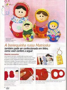 ARTESANATO COM QUIANE - Paps,Moldes,E.V.A,Feltro,Costuras,Fofuchas 3D: Revistas…