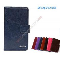 Con la Funda piel diseño elegante para Zopo ZP1000 tienes protección total contra los golpes y los arañazos ademas cuenta con todos los recortes para que puedas acceder a los puertos y las funciones de tu smartphone