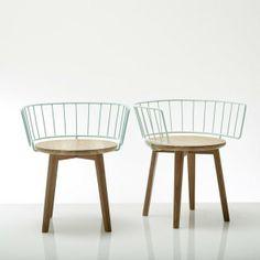 Fauteuil Miss Chair - Gallery S. Bensimon pour La Redoute