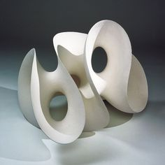 Ceramic sculpture, Eva Hild