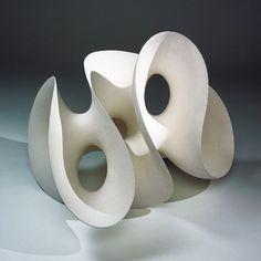 Ceramic sculpture, Eva Hild