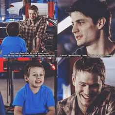 [6.19] scenes between these three were so cute we needed more #onetreehill