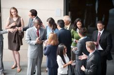 Non-Awkward Ways To Start And End Networking Conversations - Forbes