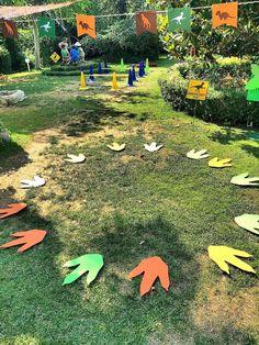 Wild Dinosaur Party | CatchMyParty.com