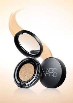NARS Aquatic Glow Cushion Compact Fall 2017 - Beauty Trends and Latest Makeup Collections Foundation For Mature Skin, No Foundation Makeup, Best Vegan Makeup Brands, Best Makeup Products, Cosmetic Packaging, Beauty Packaging, Best Liquid Lipstick, Best Makeup Remover, Natural Everyday Makeup