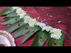 Best Ideas For Floral Door Wreaths Products Housewarming Decorations, Diwali Decorations, Festival Decorations, Flower Decorations, Handmade Decorations, Wedding Decorations, Flower Rangoli, Flower Garlands, Leaf Garland