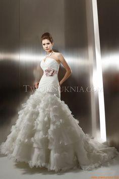 Robe de mariée Jasmine T482 Couture 2012 - Fall 2011