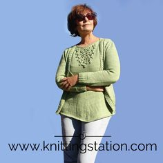 Free Knitting Pattern Free Knitting, Knitting Patterns, Cardigans, Sweaters, Pullover, Cotton, Fashion, Knitting Stitches, Knit Patterns