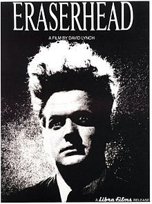 Eraserhead. Surrealist horror film. Jack Nance, Charlotte Stewart. Directed by David Lynch. 1977