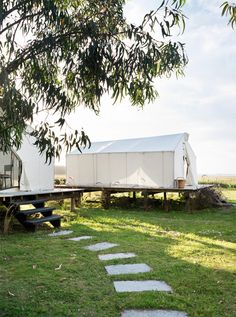 A PRIVATE CAMP SITE IN URUGUAY | THE STYLE FILES