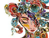 Freelance Magazine Nicaragua by Mariery Young, via Behance