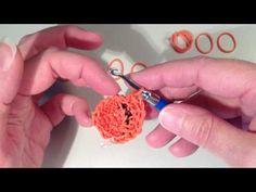 Nemo Part 1 Loomigurumi Amigurumi Rainbow Loom Band Crochet Hook Only Finding Nemo Fish Лумигуруми