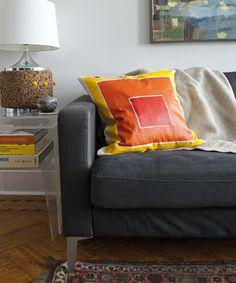Joseph Albers Pillows