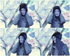 Vintage Inspired Fur Hat Tutorial