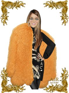 Anna Dello Russo by Lula Anna Dello Russo, Fashion Blogs, Fur Coat, Style Inspiration, Jackets, Down Jackets, Jacket, Fur Coats, Fur Collar Coat