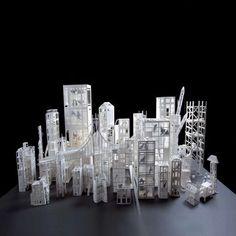 """L'exposition """"Architectures de Papier"""" sera présentée à la Cité de l'architecture & du patrimoine à partir du 11 octobre 2012."""