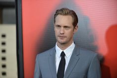 Alexander Skarsgård Jammed With Taylor Swift on the Set of The Giver