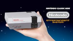 Classic games, a tiny console, and a NES controller. It even ships with a HDMI cable!