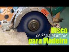 Disco de Serra Mármore para madeira - YouTube