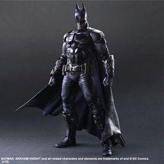 "Hot Sale Classic DC Superhero The Dark Knight Rises Batman Bruce Wayne Play Arts Kai 11"" Action Figure Collection"