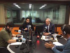 """Antonio Banda, CEO de Feelcapital, en el programa Cierre de Mercados (Radio Intereconomía): """"La oportunidad fiscal de los traspasos de fondos se utiliza muy poco en España"""" #FondosDeInversión (20 de abril de 2015)."""