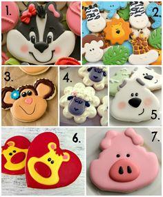 50 Cute Valentine's Day Cookie Ideas