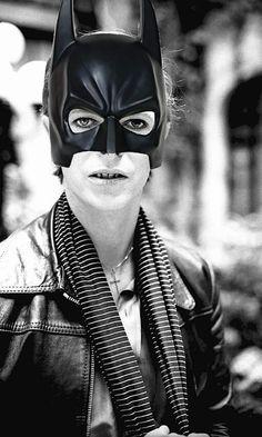 Batman Bowie