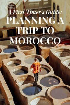Planning a trip to Morocco doesn't have to be complicated if you're armed with the right knowledge. Here's a guide for anyone visiting for the first time! #budgettravelforseniors