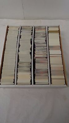 awesome Huge lot of Various Sports Cards Football Hockey Baseball. F8 - For Sale View more at http://shipperscentral.com/wp/product/huge-lot-of-various-sports-cards-football-hockey-baseball-f8-for-sale/