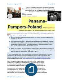 Panama-Pampers-Poland PDO314 https://gloria.tv/audio/LeteFnStmP6 Uciekinierzy o zydowskich nazwiskach FO von Stefan Kosiewski ZECh ZR CANTO DCCV http://sowa.quicksnake.at/Protestbewegung/Panama-Pampers-Poland-PDO314-Uciekinierzy-o-ydowskich-nazwiskach-FO-von-Stefan-Kosiewski-ZECh-ZR-CANTO-DCCV  20160410 Magazyn Europejski SOWA http://franciscus.blox.pl/2016/04/Amoris-Laetitia-Bergoglio-w-Roku-Milosierdzia-dla.html