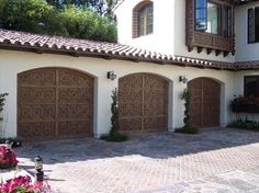 1929 Spanish Revival - mediterranean - Garage And Shed - Other Metro - Jay Andre Construction, Inc.