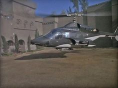 airwolf | the studiotour.com - Universal Studios Hollywood - Airwolf