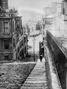 Şimal sokaktan Kasımpaşa'ya iniş