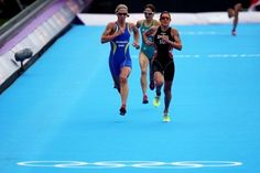 2012 Olympic Triathlon ends in photo finish