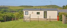Credis View - our Willerby Gold static caravan Farm Holidays, Wish You Are Here, Cornwall, Caravan, Shed, Cottage, Outdoor Structures, Beautiful, Home