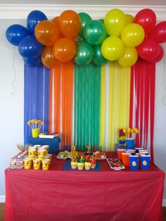 Lego Party by Annart events