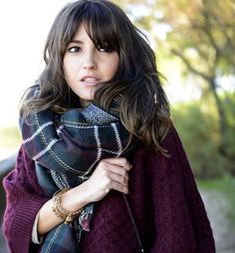 Tenue automne-hiver pull violet Idee Look, Automne Hiver, S habiller En 6d0cd4d0d71