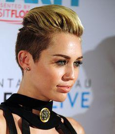 La metamorfosis de Miley Cyrus, la nueva chica de anuncio, en 20 looks