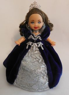 Another Holiday doll by Luis