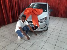 He Couldn't Contain His Excitement Long Enough To Get A Good Shot!   #Hyundai #i20 #DelightedClient #JoburgRaid #AskAMan #AskMeek #ThursdayThoughts #ThursdayMotivation #DeadlineDay #OkaeMolao #ClicksWomensDay #987Woman