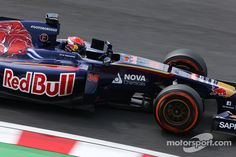 Max Verstappen's first time on a Formula One practice session and he was 12th!  Not bad!
