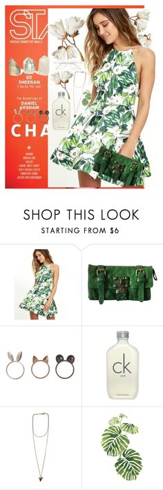 """19.4"" by blackrose15orchiday ❤ liked on Polyvore featuring Juicy Couture, Calvin Klein, Givenchy, Rainforest and Derek Lam"