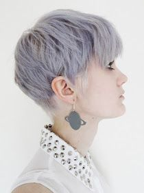 Silver Shades for Short Haircuts!!!