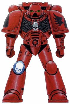Blood Angels - Warhammer 40K Wiki - Space Marines, Chaos, planets, and more